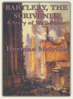"compare and contrast bartleby the scrivener Herman melville's ""bartleby, the scrivener (1853) discussion questions: 1) what elements in the setting(s) of the story are particularly important (what."